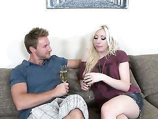 Blonde, Bold, Clamp, Cunt, HD, Money, Reality, Valerie Fox, White,