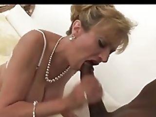 Big Tits, Blowjob, Cumshot, HD, Interracial, Mature, Rough,