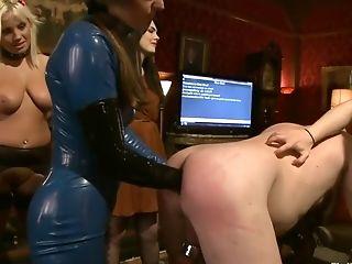 BDSM, Fetish, Group Sex, Jessie Cox, Kait Snow, Nerine Mechanique,