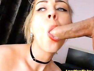 Amazing, Blonde, Blowjob, Couple, Handjob, Hardcore, Romanian, Webcam,
