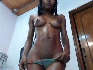Babe, Black, Brown Sugar, Cute, Dancing, Long Hair, Masturbation, Model, Natural Tits, Rough,
