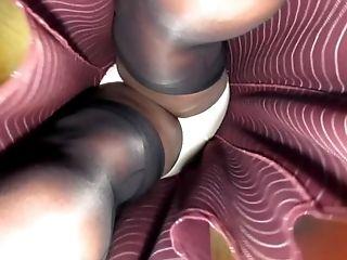 Amateur, Exhibitionist, HD, Lingerie, Stockings, Upskirt,