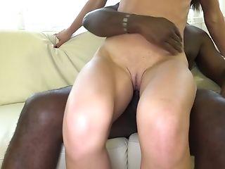 Anal Sex, Big Black Cock, Big Cock, Casting, Interracial, Tight Pussy,