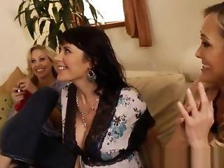 Brandi Love, Eva Karera, Hardcore, Julia Ann,