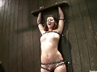 BDSM, Redhead, Sofia Lauryn, Young,