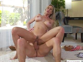 Big Ass, Big Cock, Big Tits, Brandi Love, HD, Huge Cock, MILF, Old And Young, Stud, Young,