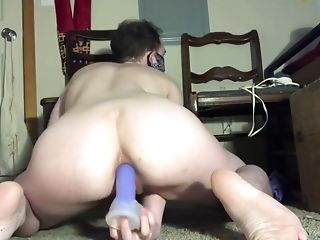 Amateur, Ass, Brunette, HD, Horny, Rough, Sex Toys, Shemale, Solo, Twink,