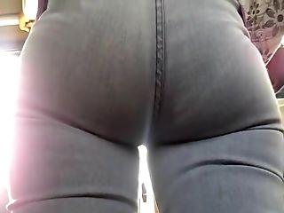 Ass, Latina, Peruvian,