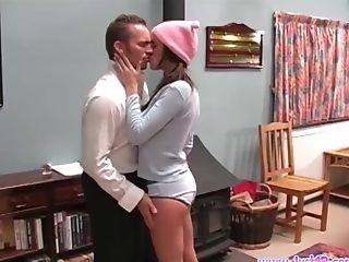 Anal Sex, Big Cock, Blowjob, Couple, Doggystyle, Fingering, First Timer, Hardcore, Horny, Mckenzie Lee,