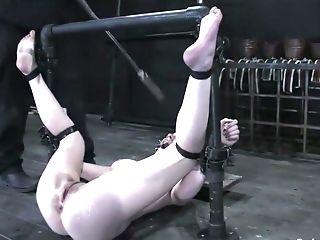 Andy San Dimas, BDSM, Bondage,