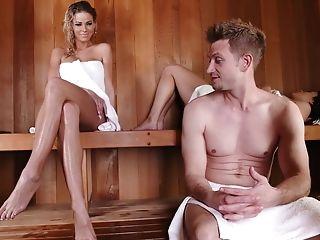 Foot Fetish, Sauna,