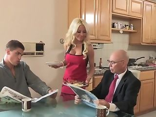 Blonde, Cheating, Cute, Hardcore, HD, Helly Mae Hellfire, MILF, Old And Young, Stepmom,