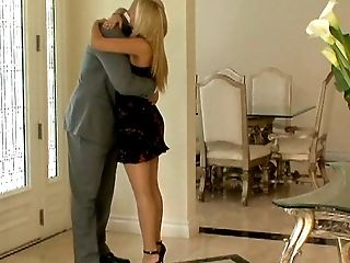 Alanah Rae, Bedroom, Blonde, Cute, Dick, Dress, Fucking, Jerking, Long Hair, Long Legs,