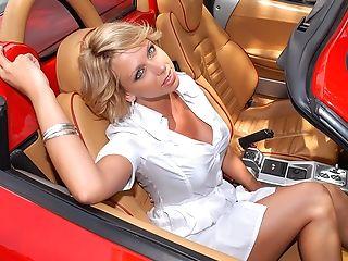 Blonde, Brianna Beach, Facesitting, Licking, Slut, Striptease, Tall, Whore,