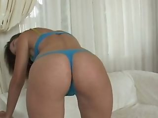 Babe, Big Ass, Blowjob, Bold, Boots, Brunette, Handjob, Oral Sex, Panties,