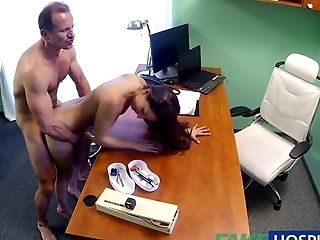 Blowjob, Clinic, Creampie, Cumshot, Cute, Doctor, Hardcore, Hospital, Nurse, Reality,