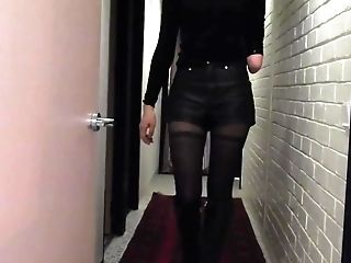 Amateur, Amputee, Leather, Lingerie, Pantyhose,