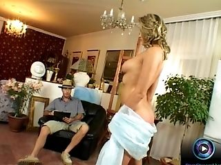 Anal Sex, Ass, Blowjob, Caroline Cage, Close Up, Couple, Cute, Fucking, Hardcore, High Heels,