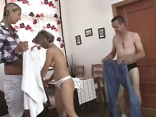 Group Sex, HD, Mature, Party,