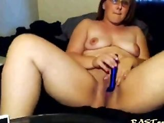 Bra, Chubby, Glasses, Masturbation, Model, Nerd, Solo, Webcam,