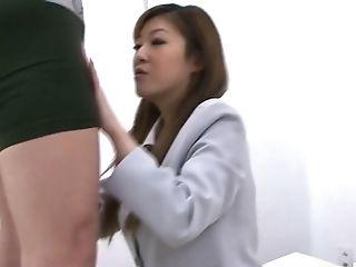 Blowjob, Close Up, Ethnic, Fingering, Hardcore, Long Hair, Oral Sex, Punishment, Pussy, Skirt,