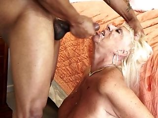 Big Cock, Big Tits, Blonde, Blowjob, Deepthroat, Felching, Granny, Hardcore, Interracial, MILF,
